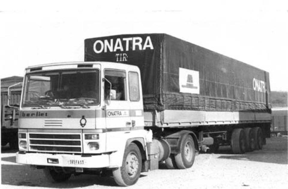 Berliet-Camion
