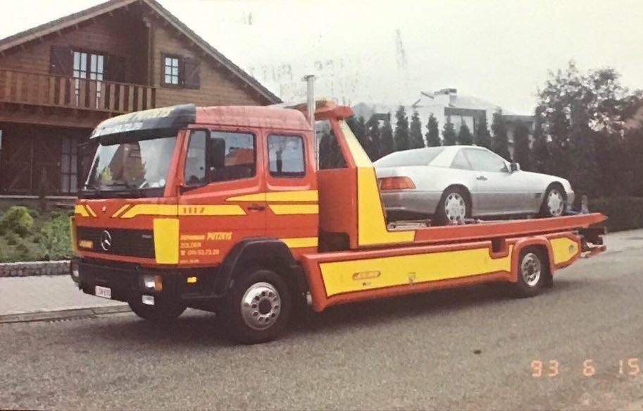 Mercedes-1993