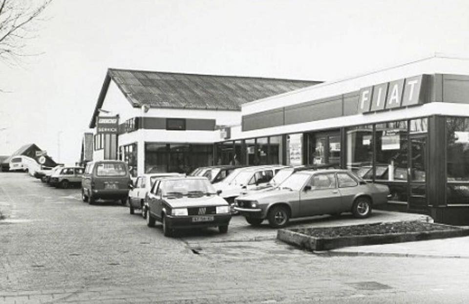 Fiat-Dealer-Fa-Preuninger--jaren-80-Den-hoorn--1