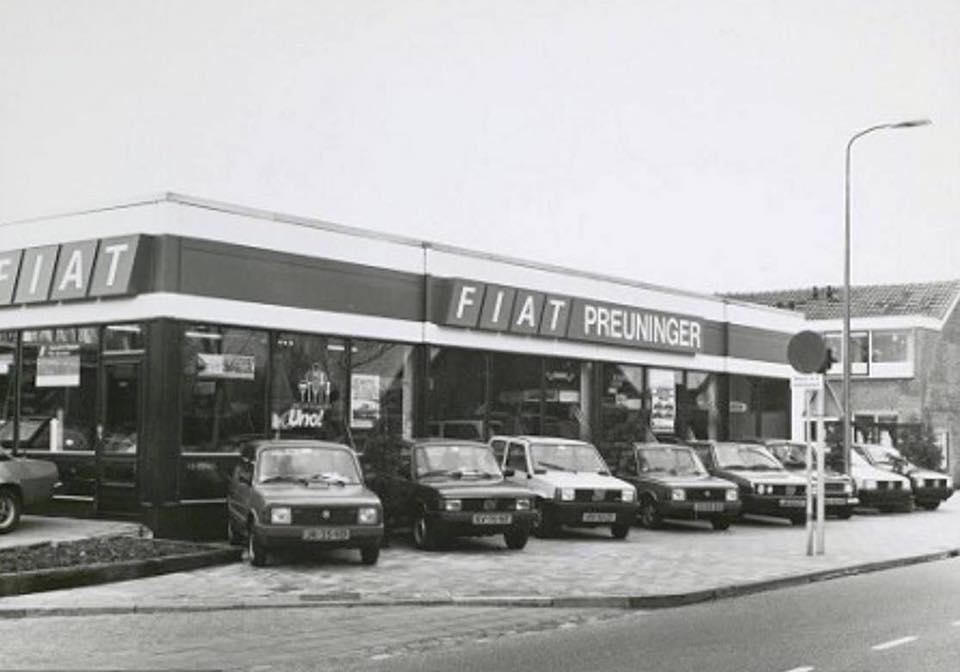 Fiat-Dealer-Fa-Preuninger--jaren-80-Den-hoorn--2