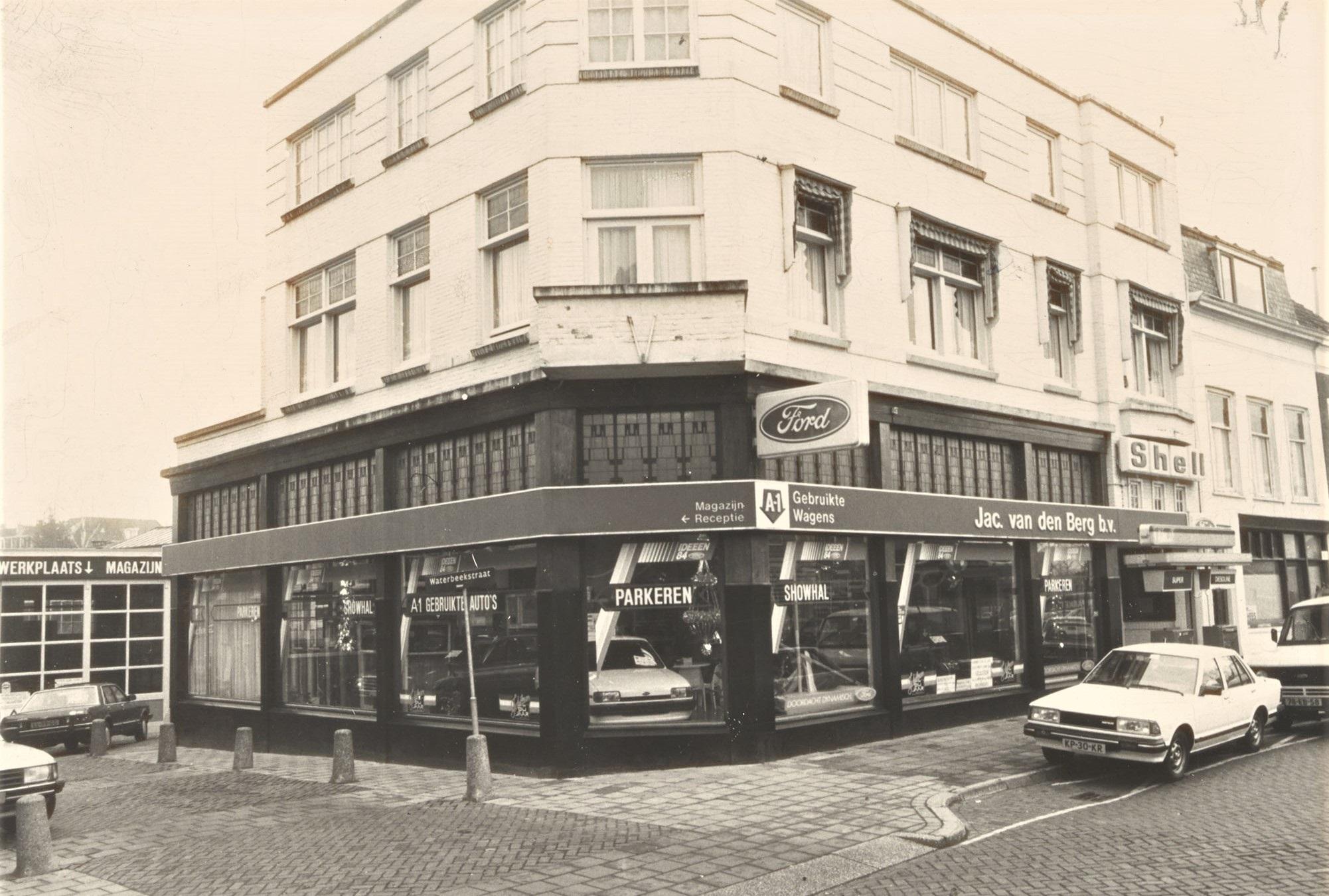 Ford-garage-Jac--van-den-Berg-aan-de-Blekersdijk-in-Dordrecht