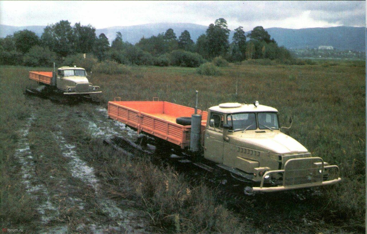 URAL-5920-Monster-Tracked-Trucks