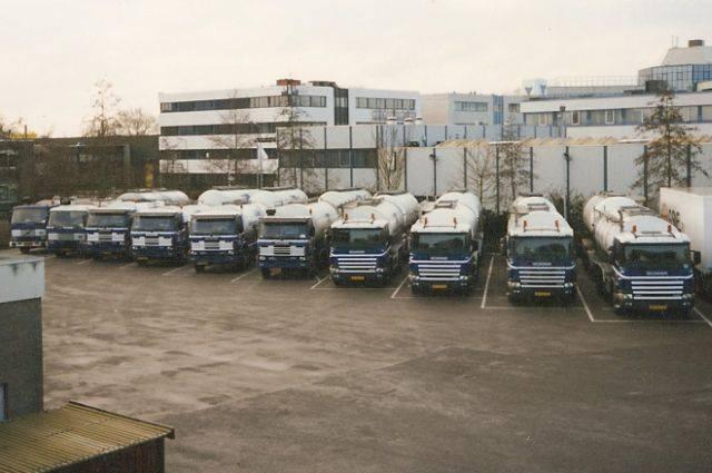 Scania-Melkwagens