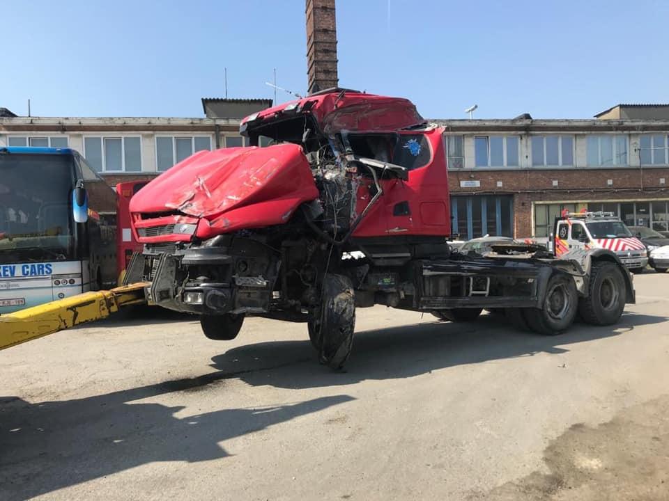 Scania-Schade