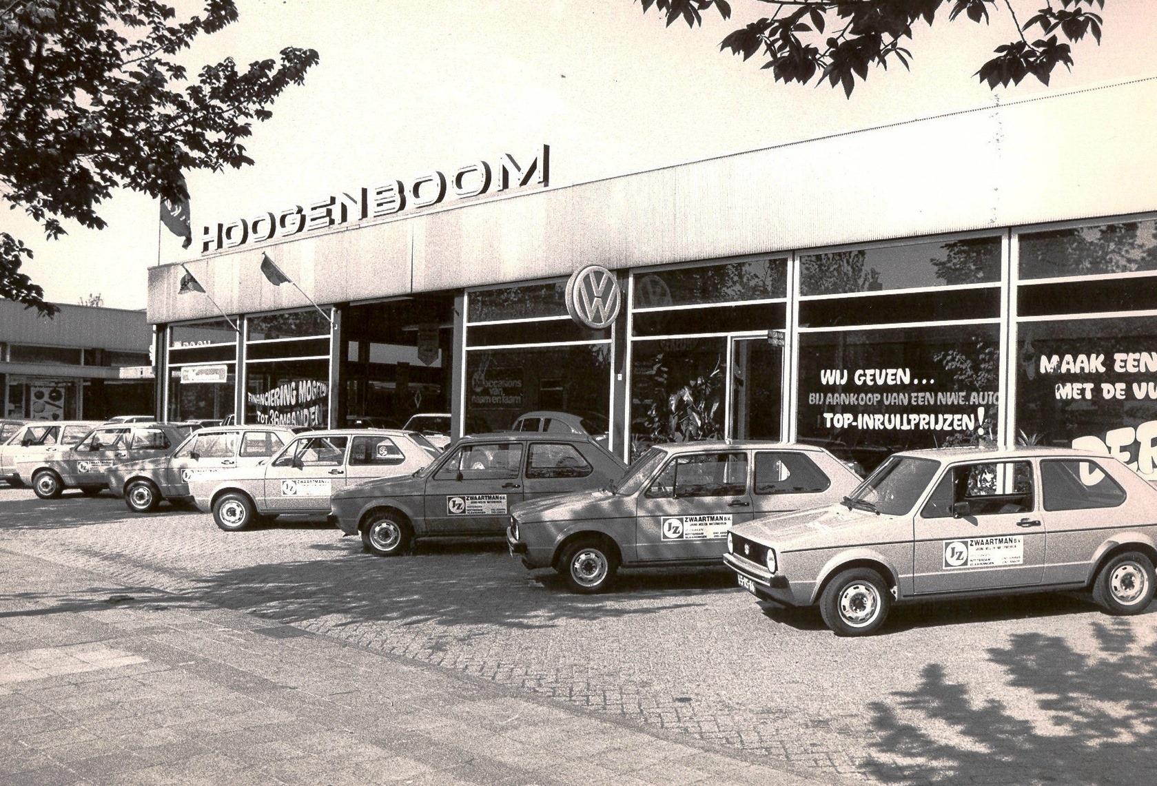 Auto-Hoogenboom--dealer-van-Volkswagen-in-Groot-Rotterdam--Diverse-vestigingen-zijn-hier-afgebeeld--ca-1990-Ronald-Jacobse-archief-9
