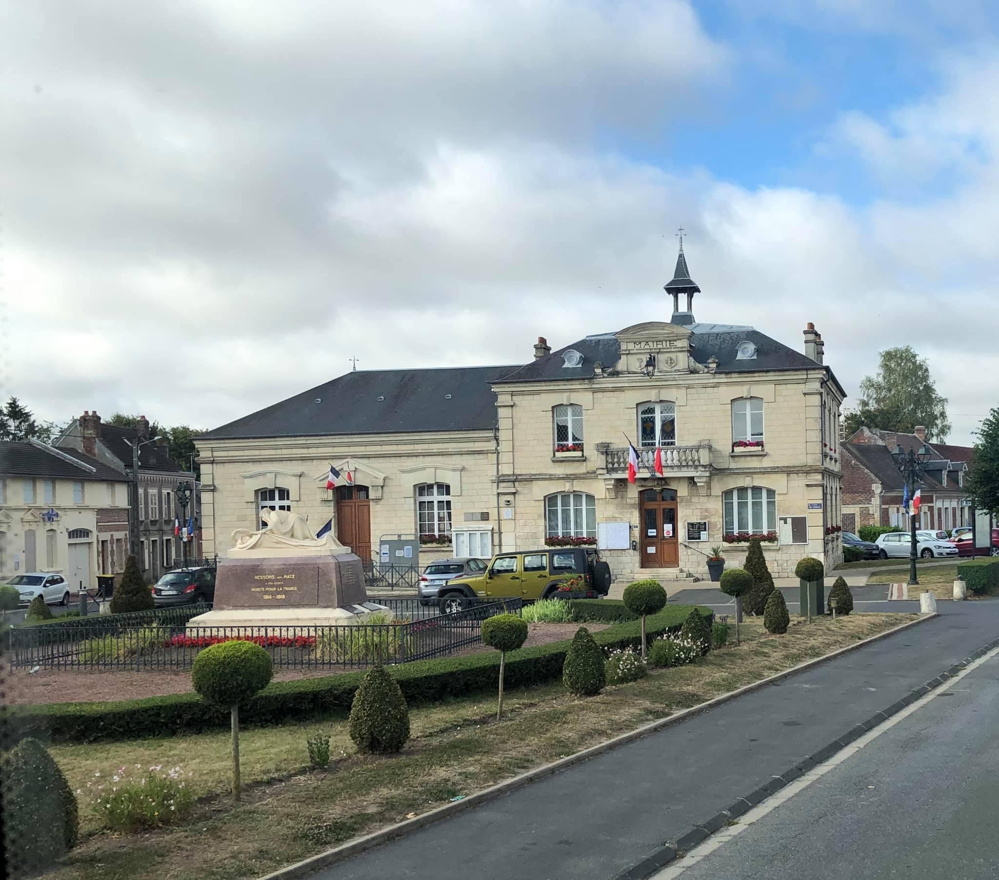 Ressons-Sur-Matz--Picardie