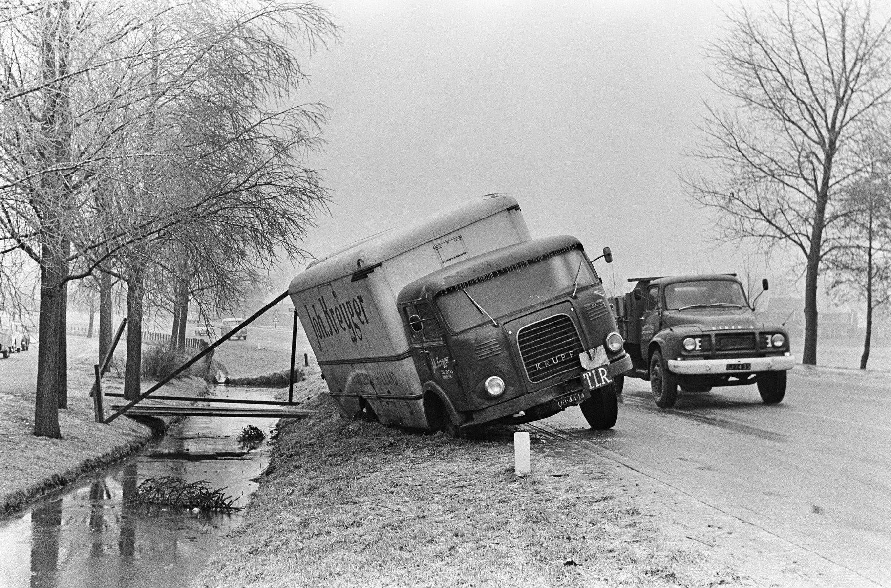 Krupp-uit-gegleden--in-de-ijzel-Bert-Klanderman-foto
