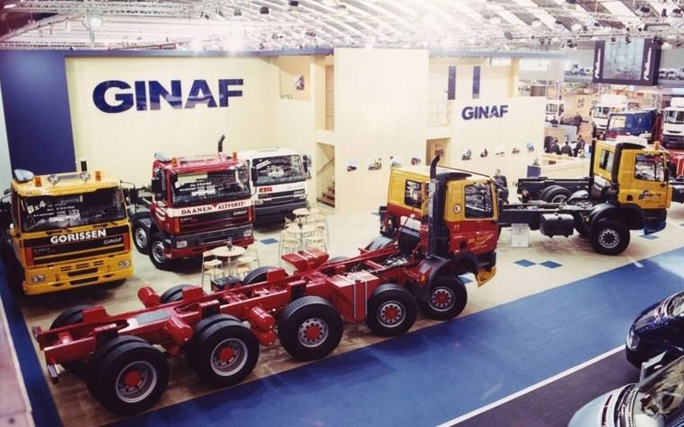 Ginaf-show