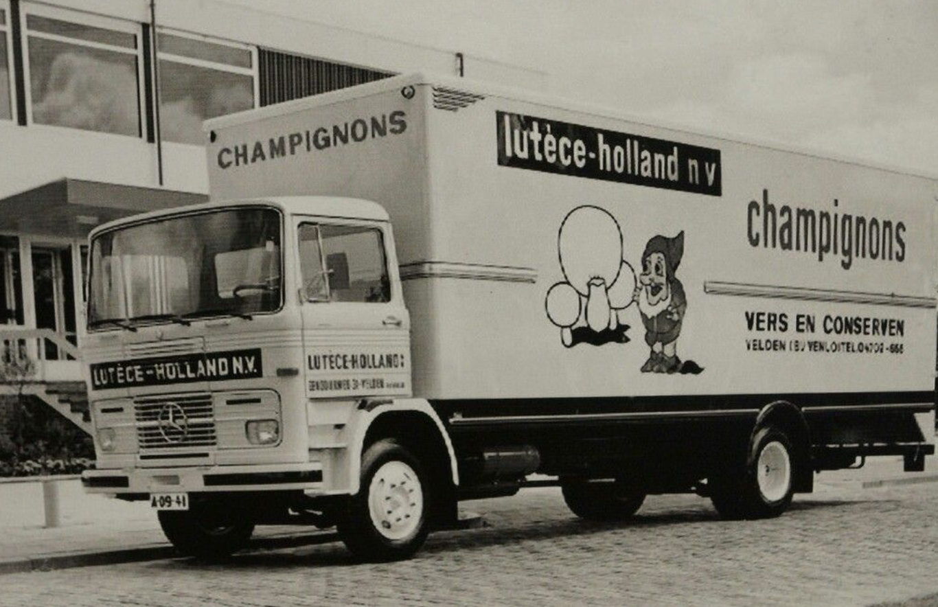 Mercedes-kasten-wagen