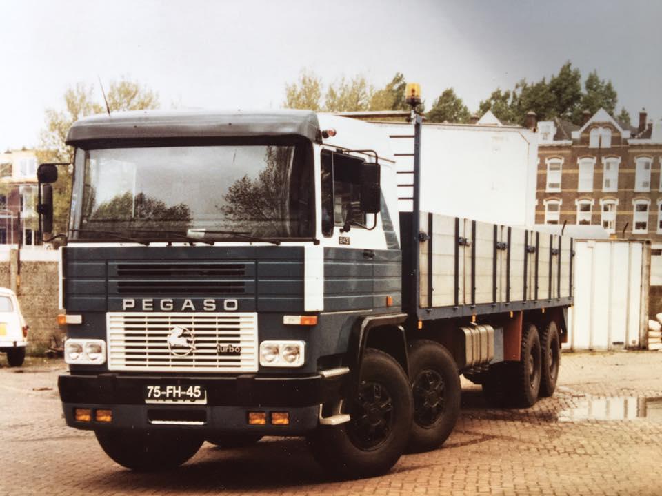 Pegaso-8X4