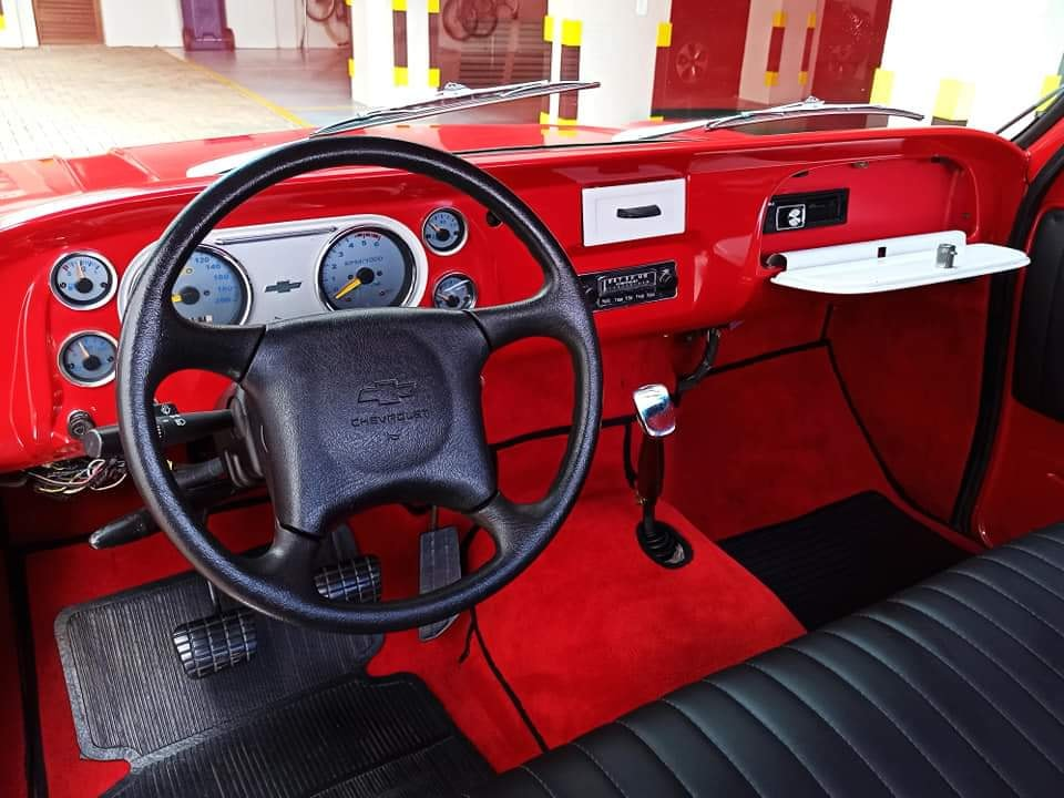 Chevrolet-C-10-1973-6-Cyl--6