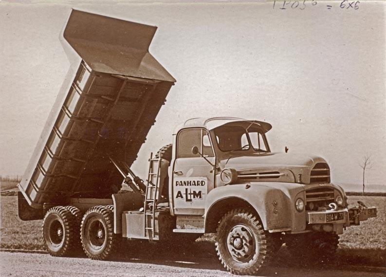 Panhard-TP-50-6X6-
