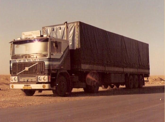 Volvo-in-Midden-Oosten