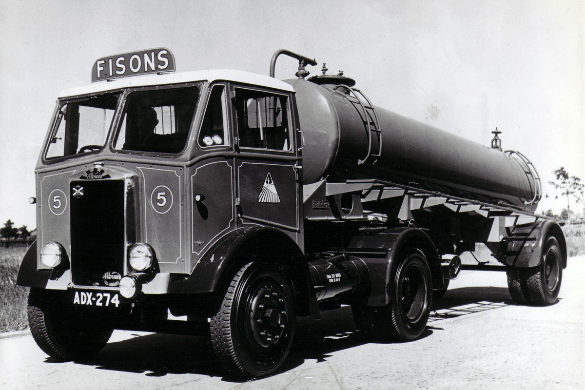 ALBION-Clydesdale-1950