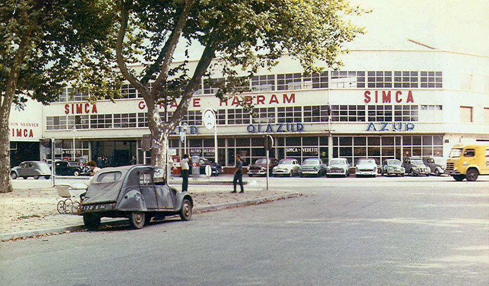 Simca-Avignon
