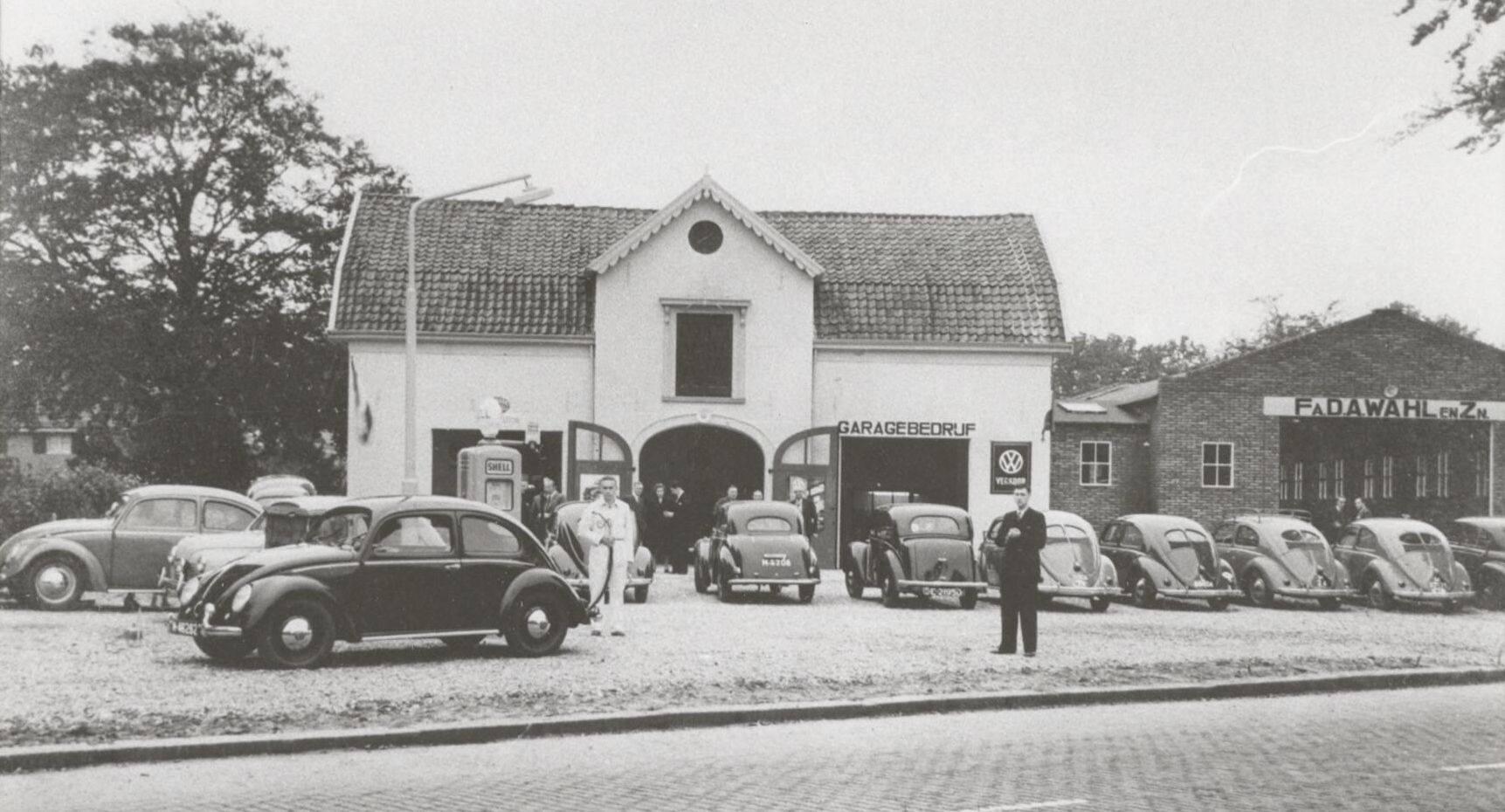 VW-Dealer---Garagebedrijf-Wahl--1951