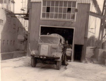 60-er-jaren-120-Pk-betoncentrale-mijnstreek-Waubach