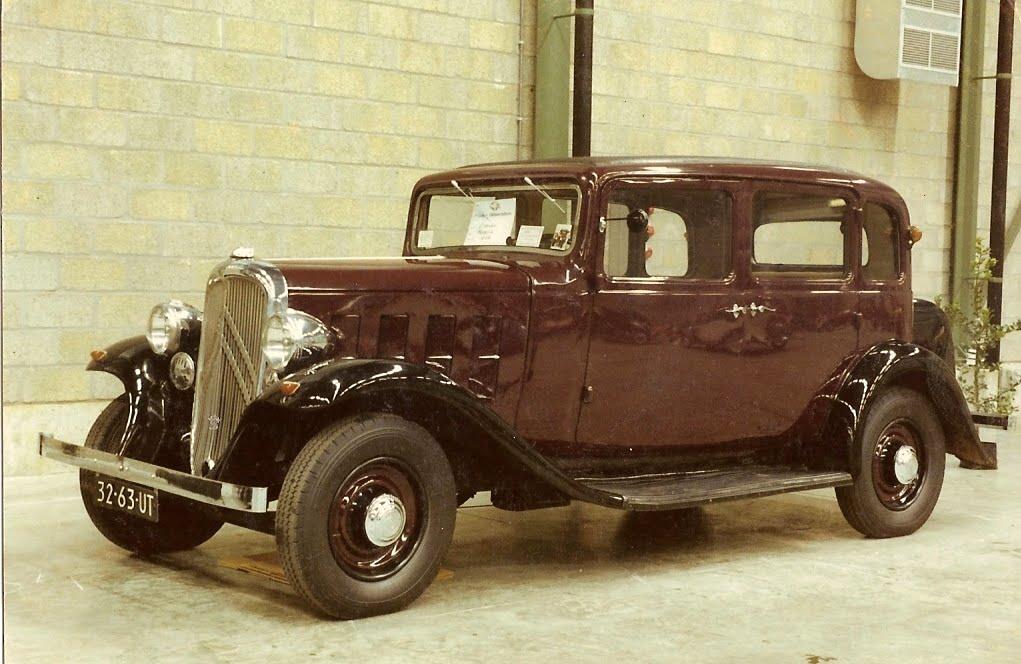 Citroën-Rosalie-1932
