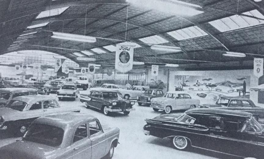 Ford-KINESIS-DELFT--Voorstraat--1959---(2)