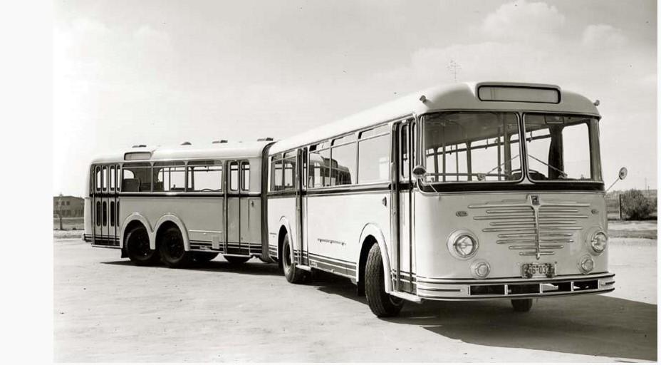 Bussing-VETTER-Gelenkbus