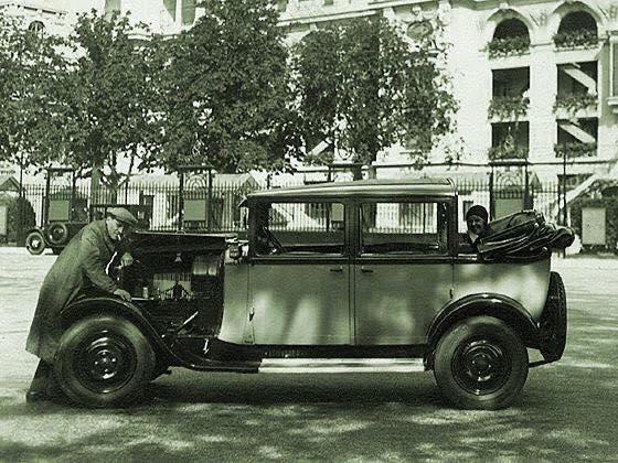 Citroen-Taxi