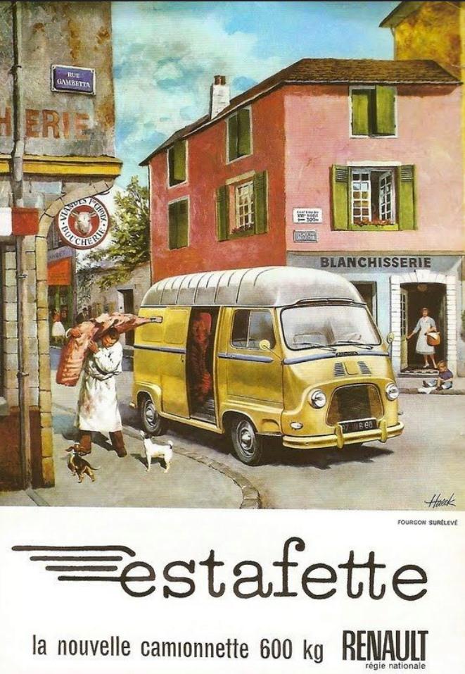 Renault--Levering-in-de-jaren-60