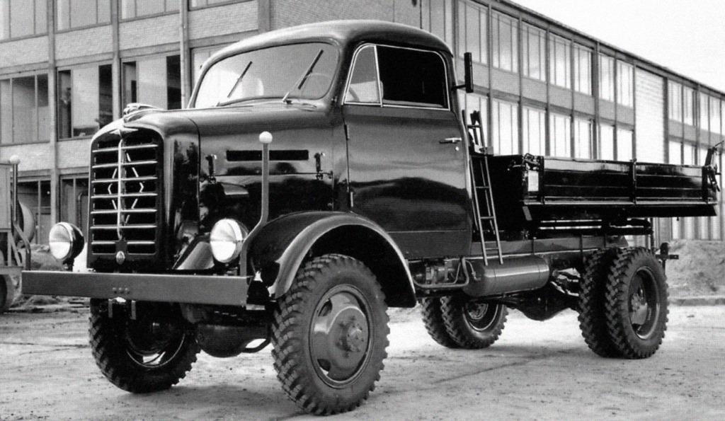 Borgward-4X4