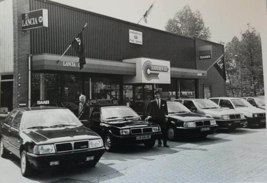 Lancia-Dealer-Karssen-Klein-Loolaan-Driebergen