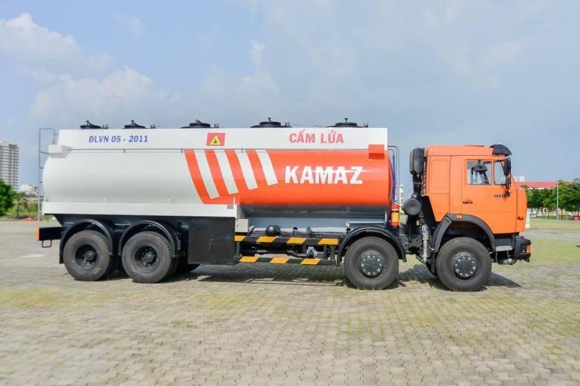 Kamaz-Vietnam