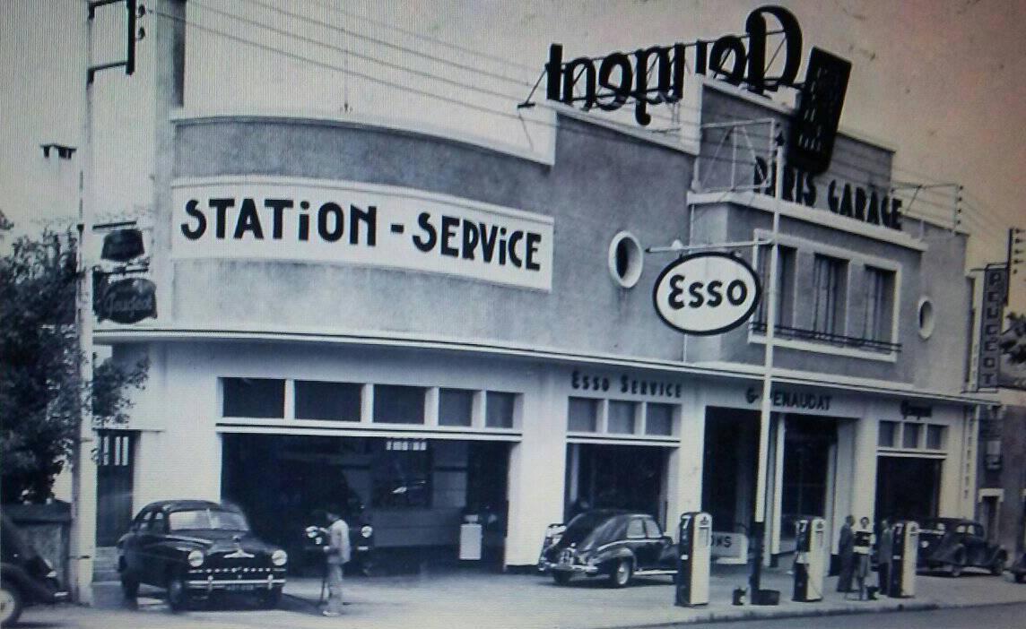 Peugeot-Agence--Station-ESSO--Vierzon