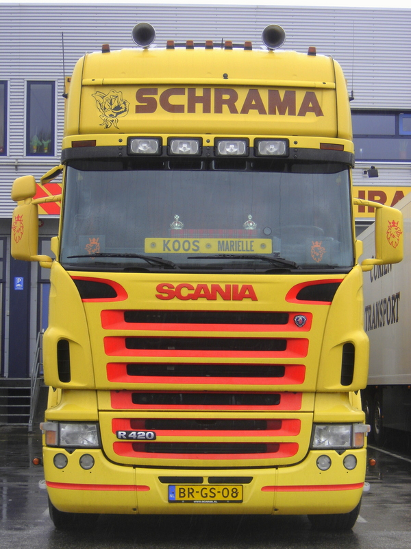 Scania-R420