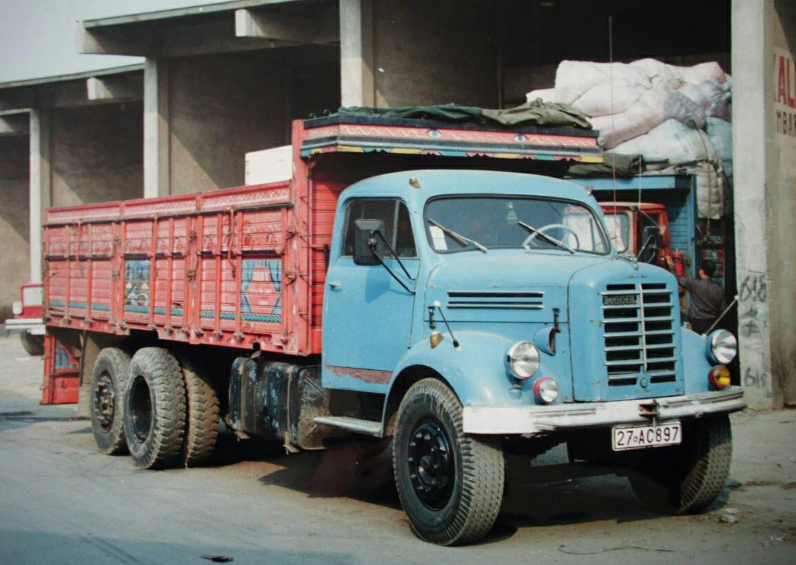 Borgward-6X2