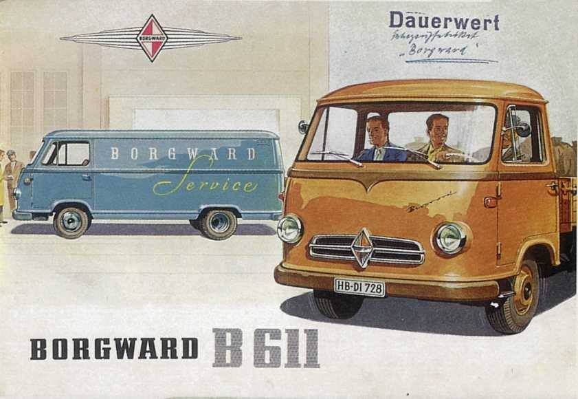 Borgward-B-611-1957