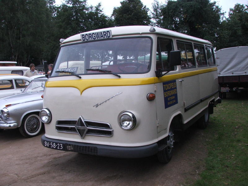 Borgward-Bus