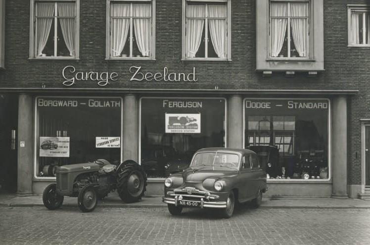 Eerste-Zeeuwse-garage-Middelburg-Borgward-Hansa-Dealer