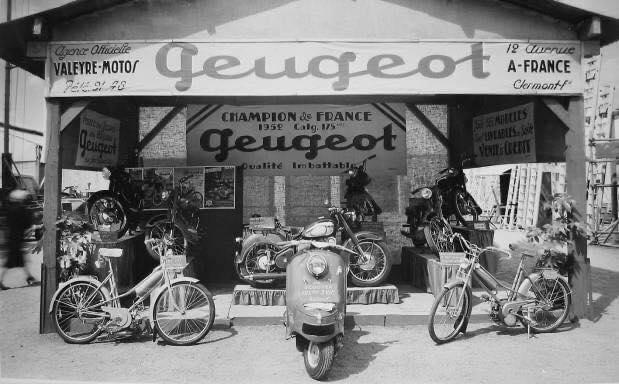 Peugeot-moto