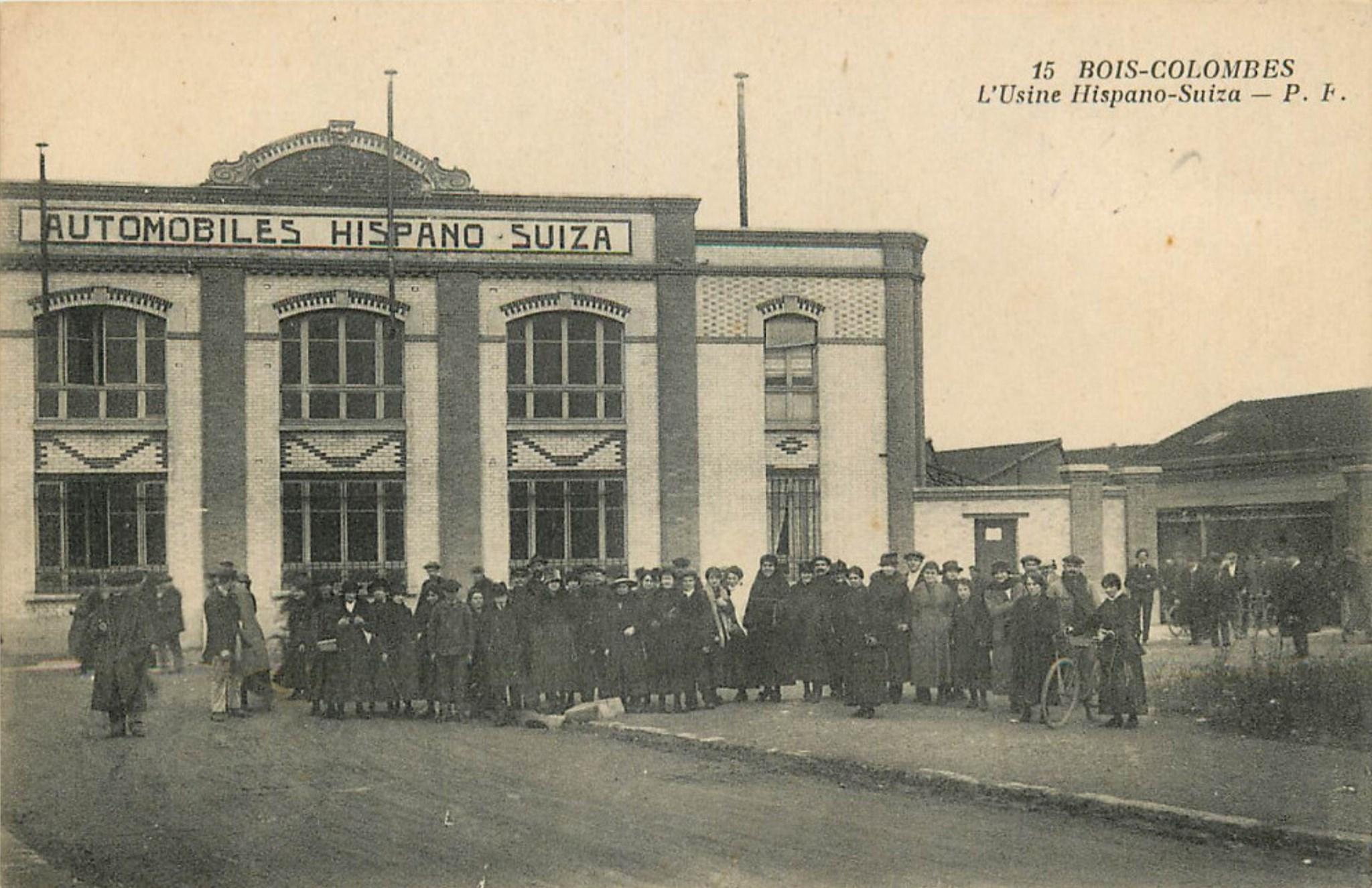 Hispano-Suiza-France