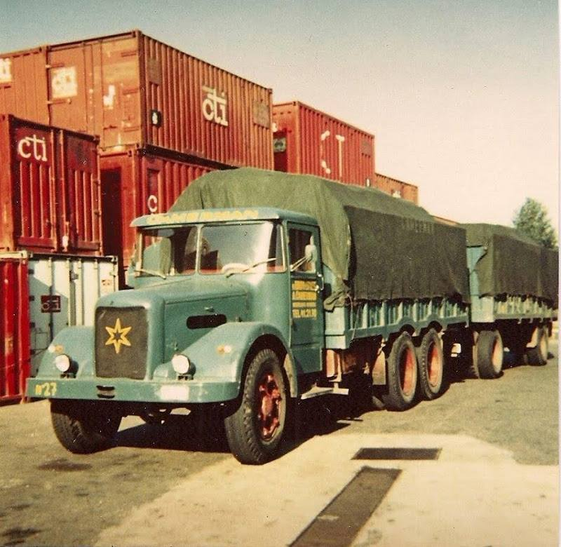 Mack-met-Henschel-motor