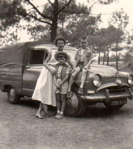 Simca-Aronde-bestelwagen