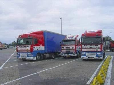 DAF-Scania-Daf