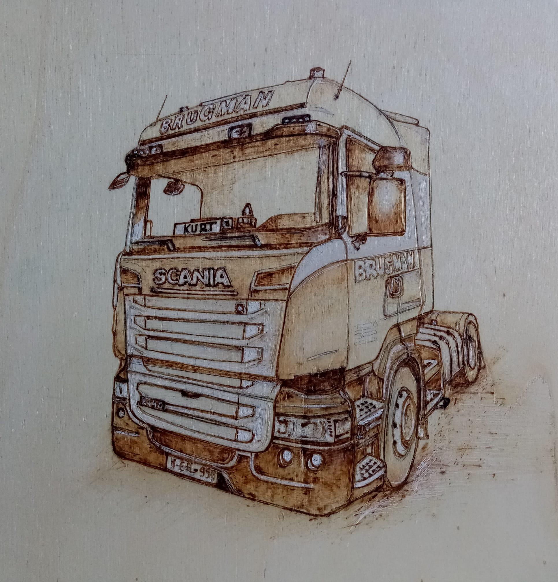 Scania-Brugman