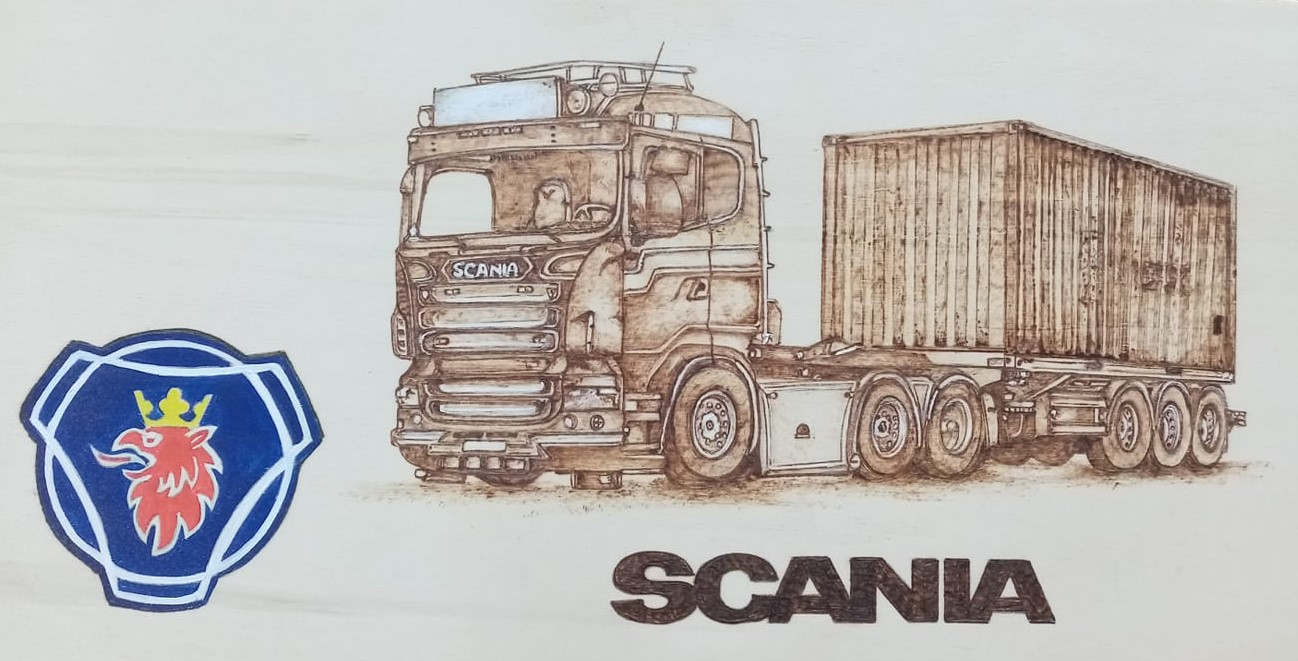 Scania-met-logo