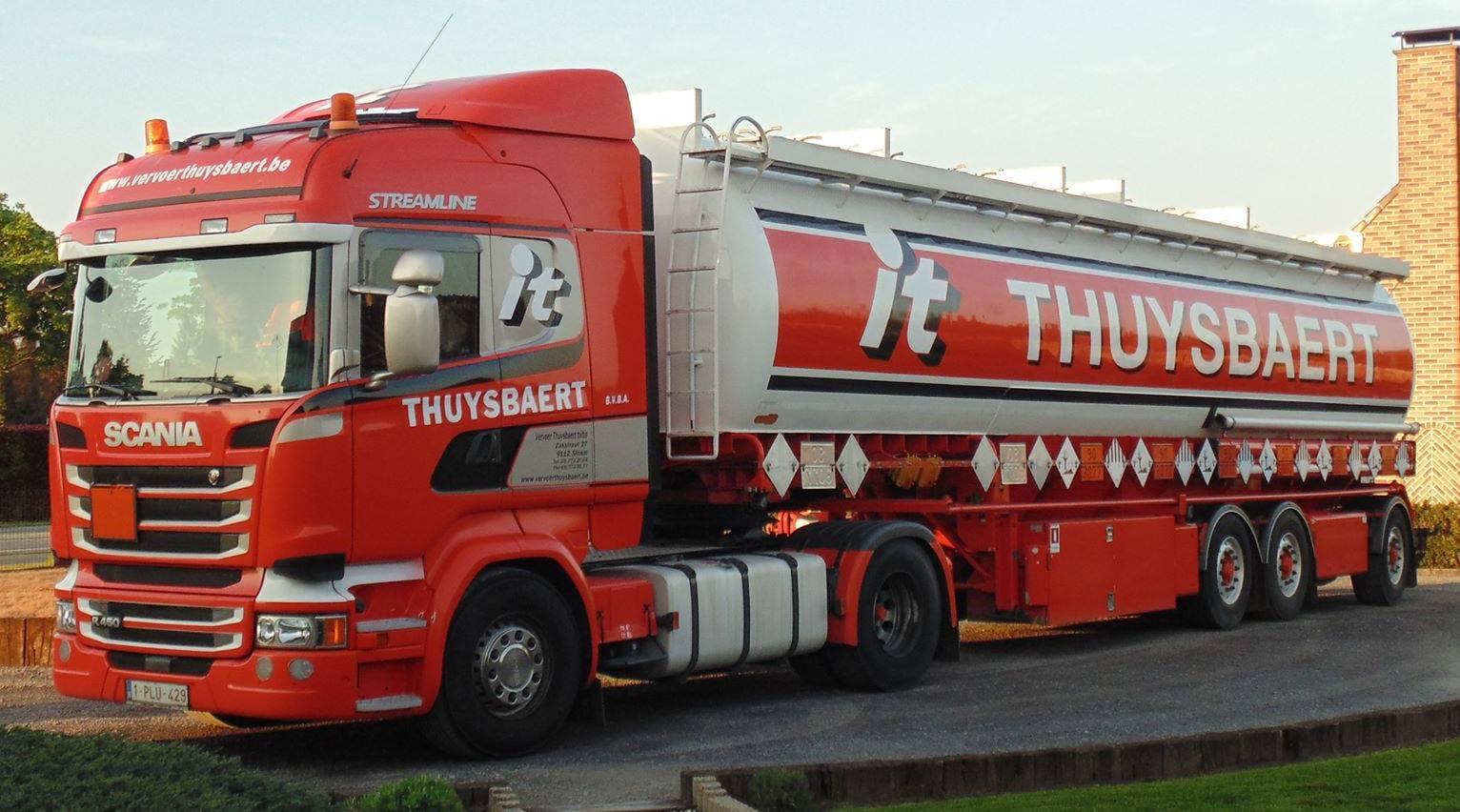 Scania-voorbeeld
