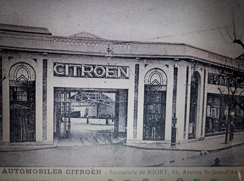 Citroen--Garage--succursale-NIORT--79