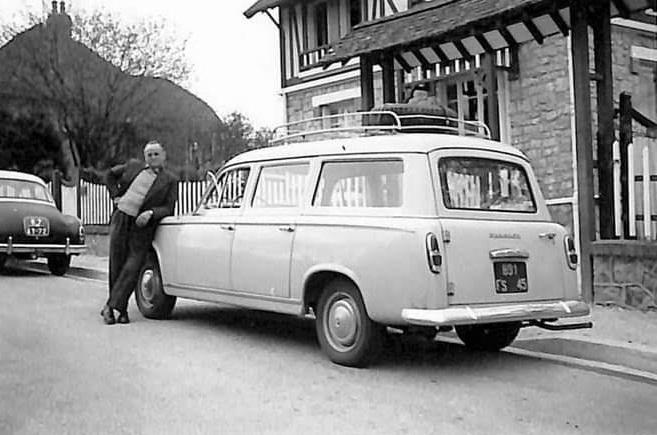 Peugeot-familie