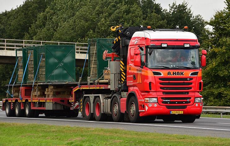 Scania-R500