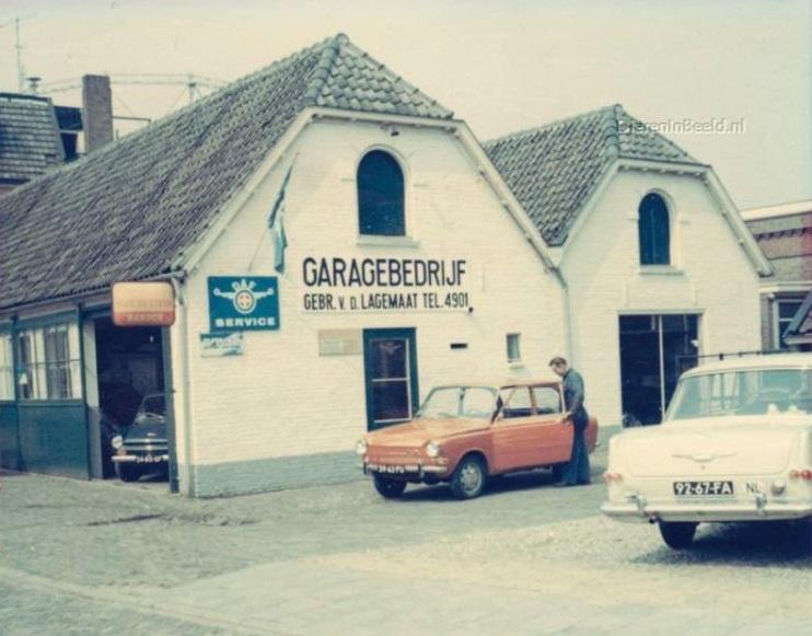 DAF-Garage