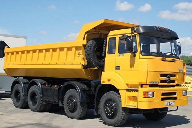 Ural-6563