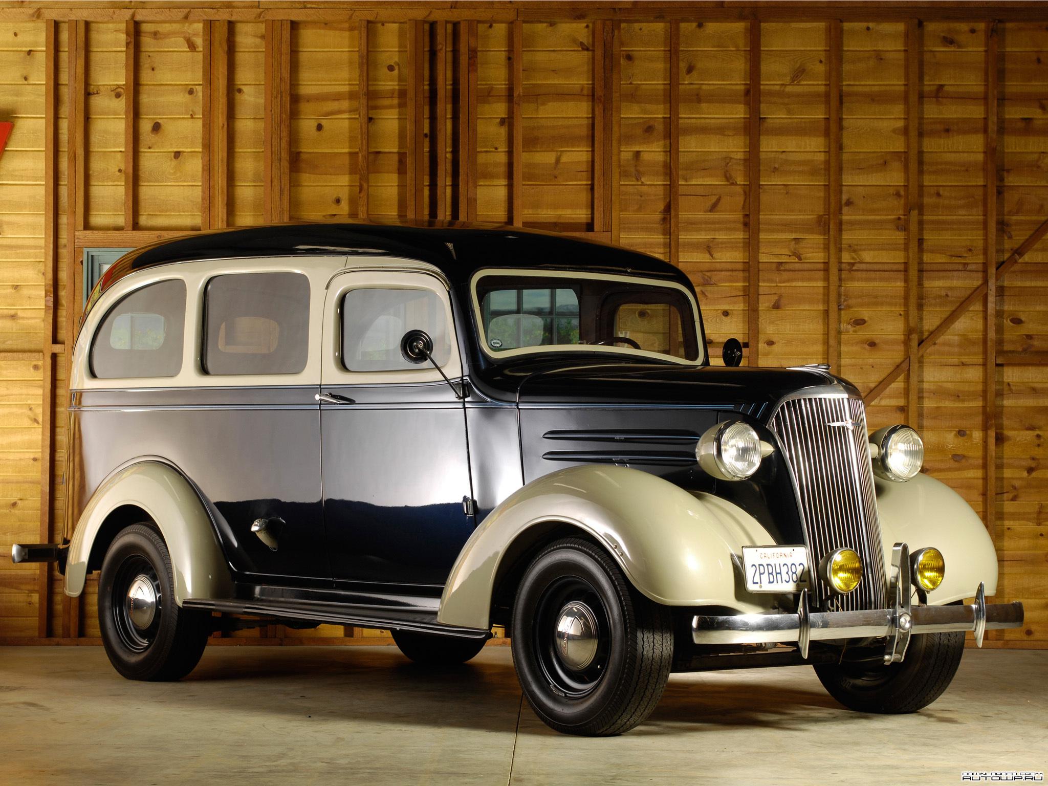 Chevrolet-Suburban--1937