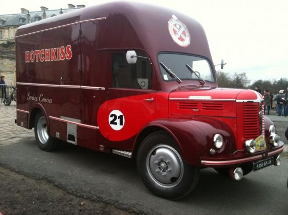 Hotchkiss-glorie-busse